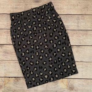 Loft XS petites skirt